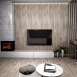 ПВХ плитка Floor Click М 7054-1 Дуб Тана