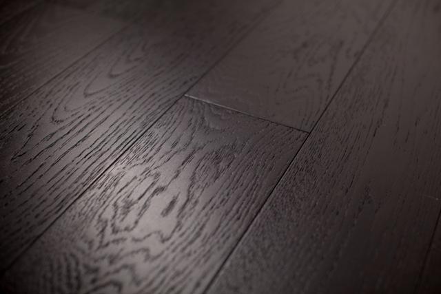 Дуб Beluga Black Паркетная доска Fine Art Floors2