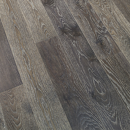 Дуб Stratus Black Паркетная доска Fine Art Floors