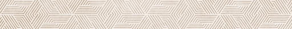 Бордюр керамический Ласселсбергер 1504-0159 ДЮНА 4x40 бежевый