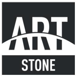 Замковая каменно-полимерная плитка ArtSTONE от ArtEAST