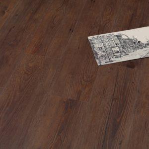 Кварц-виниловая плитка М 7084-D01 Сосна Итколь Floor Click